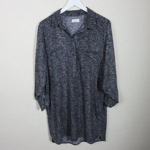 Lou & Grey Shift Dress Tunic Women's - L